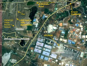 Sri Perumbudur Plot For Sale